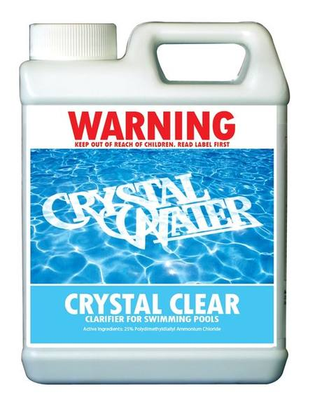 Buy Crystal Clear in NZ.