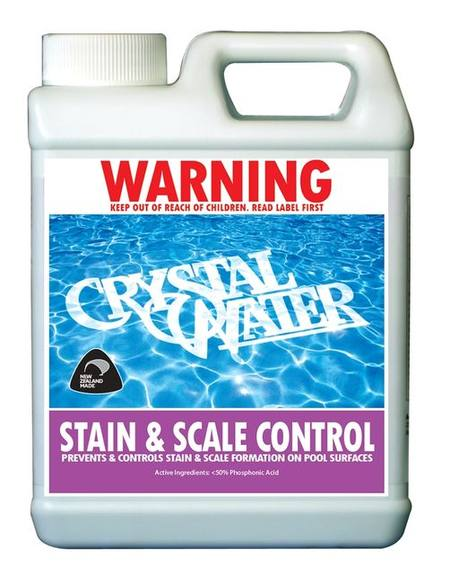 STAIN & SCALE CONTROL 1L
